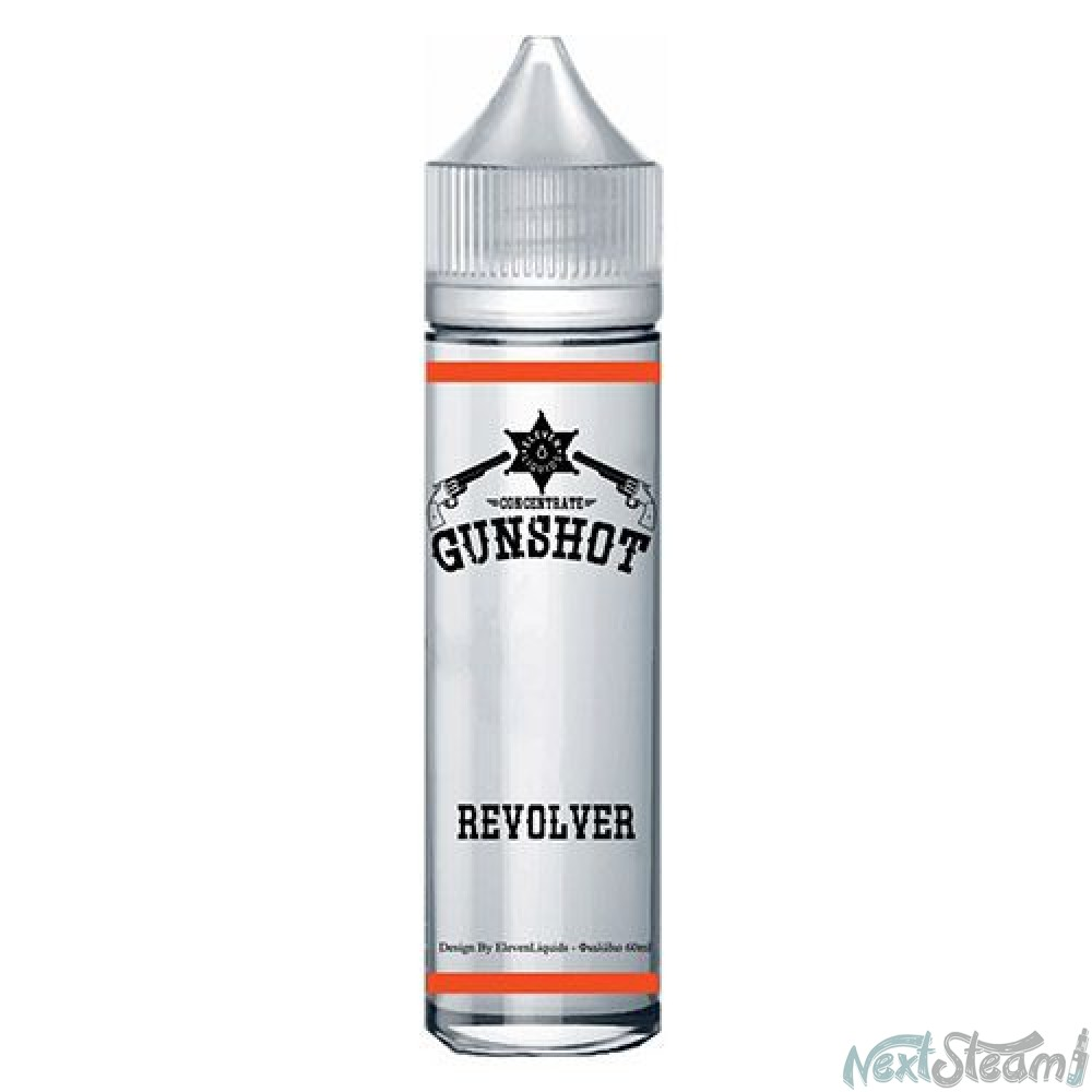 eleven gunshot - one shot revolver 12/60ml