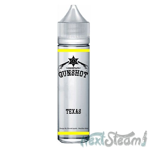 eleven gunshot - one shot texas 12/60ml