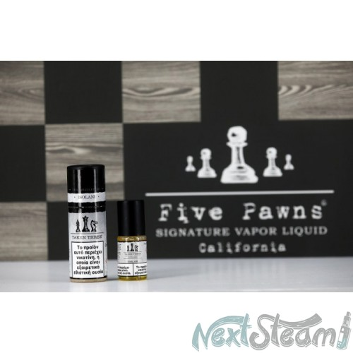 five pawns - isolani 10 ml