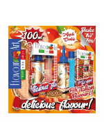 flavourart flavorshots - apple cookie 60/100ml