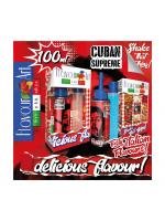 flavourart flavorshots - cuban supreme 60/100ml