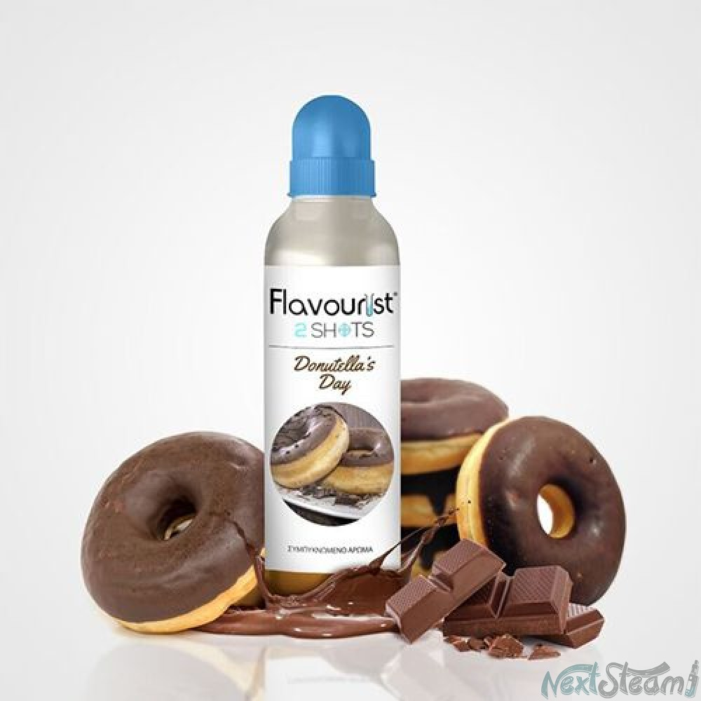 flavourist 2shots - donutella's 30/70ml