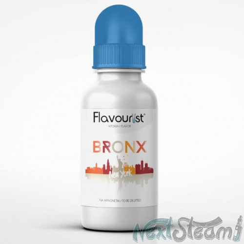 flavourist - bronx flavor 15ml