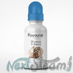 flavourist - western tobacco flavor 15ml