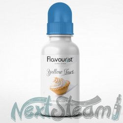 flavourist - yellow tart flavor 15ml