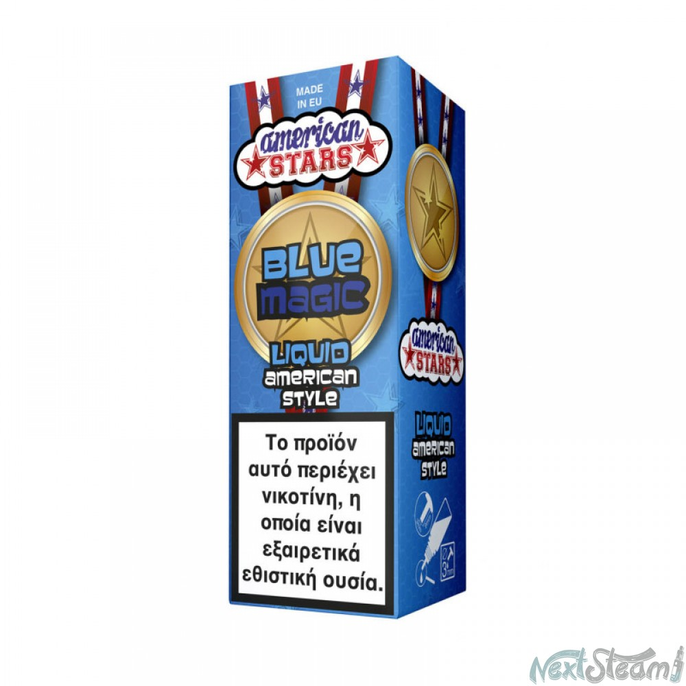 American Stars - Blue Magic 10 ml