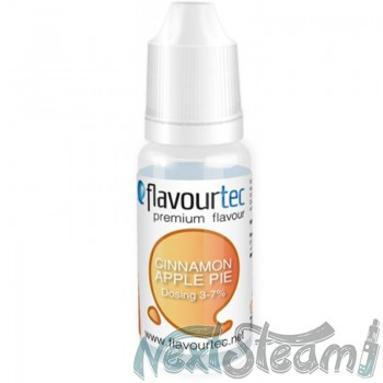 Flavourtec - Αρωμα Cinnamon Apple Pie