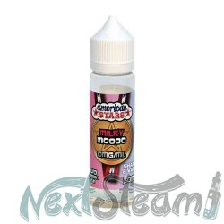 american stars - milky moo flavor 30/60ml
