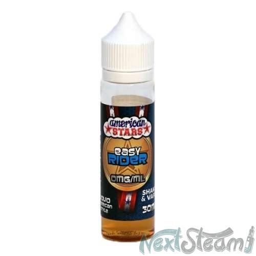 american stars - easy rider flavor 30/60ml
