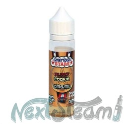 american stars - nutty buddy cookie flavor 30/60ml