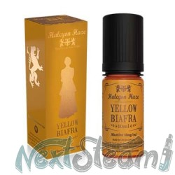 halcyon haze - yellow biafra 10 ml