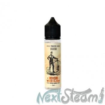 high wheelers - tobacco habano 20/60ml