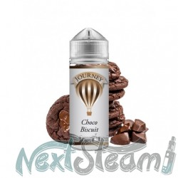 journey - choco biscuit 24/120ml