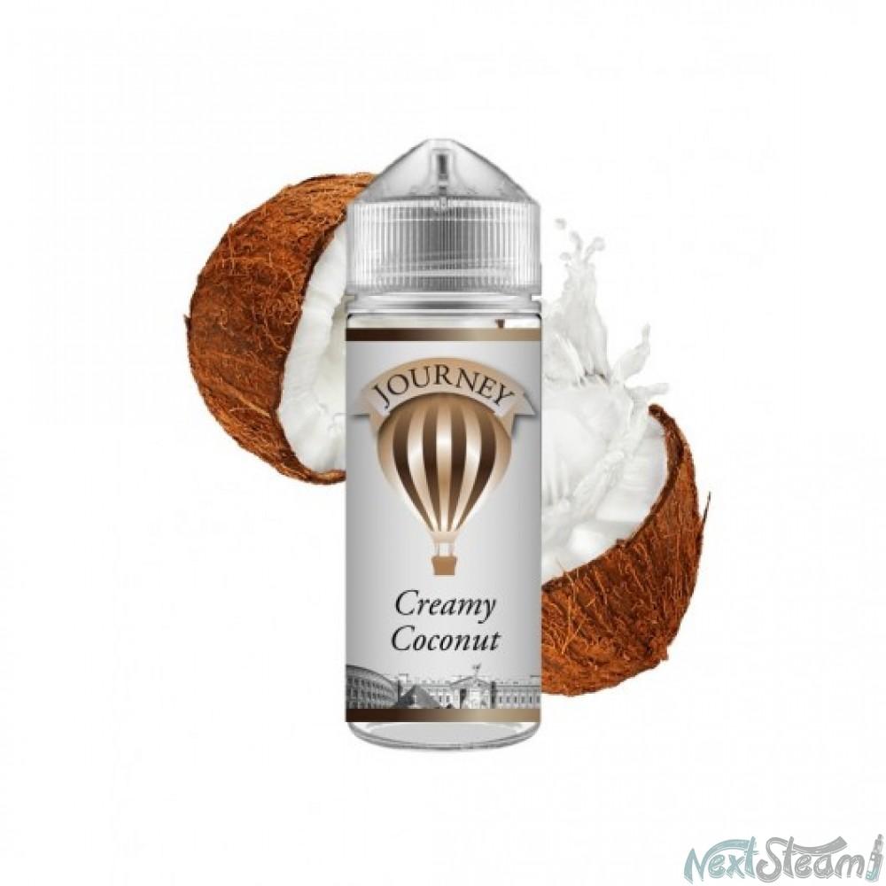 journey - creamy coconut 24/120ml