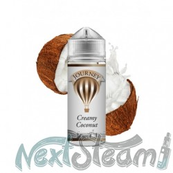 journey - creamy coconut 24/120ml