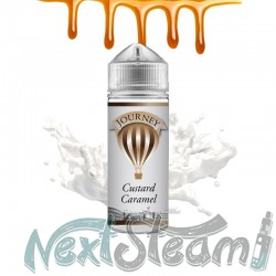 journey - custard caramel 24/120ml