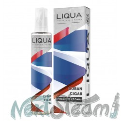liqua - cuban cigar 12/60ml