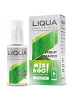 liqua mix & go - bright tobacco 6 ml
