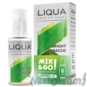 liqua - bright tobacco flavor 6/30ml