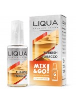 liqua - turkish tobacco flavor 6/30ml