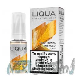 liqua - new traditional tobacco 10 ml