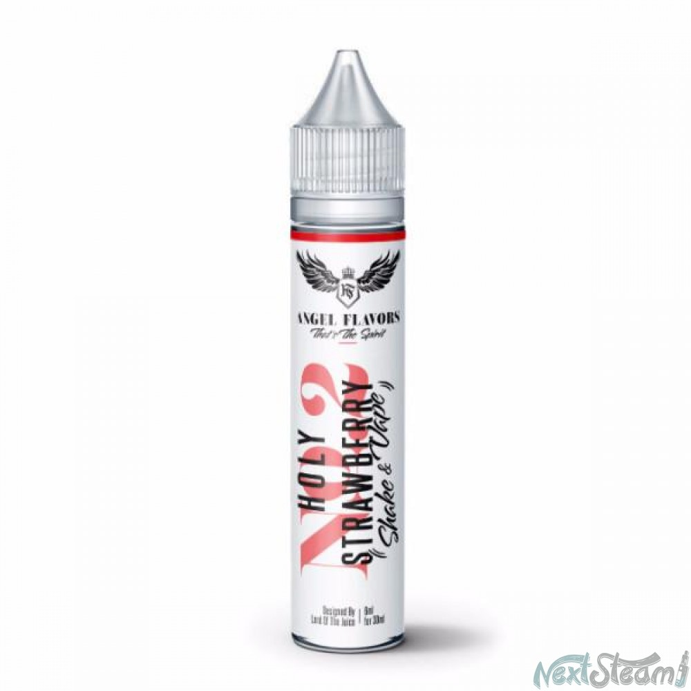 angel flavor - holy strawberry flavor 6/30ml