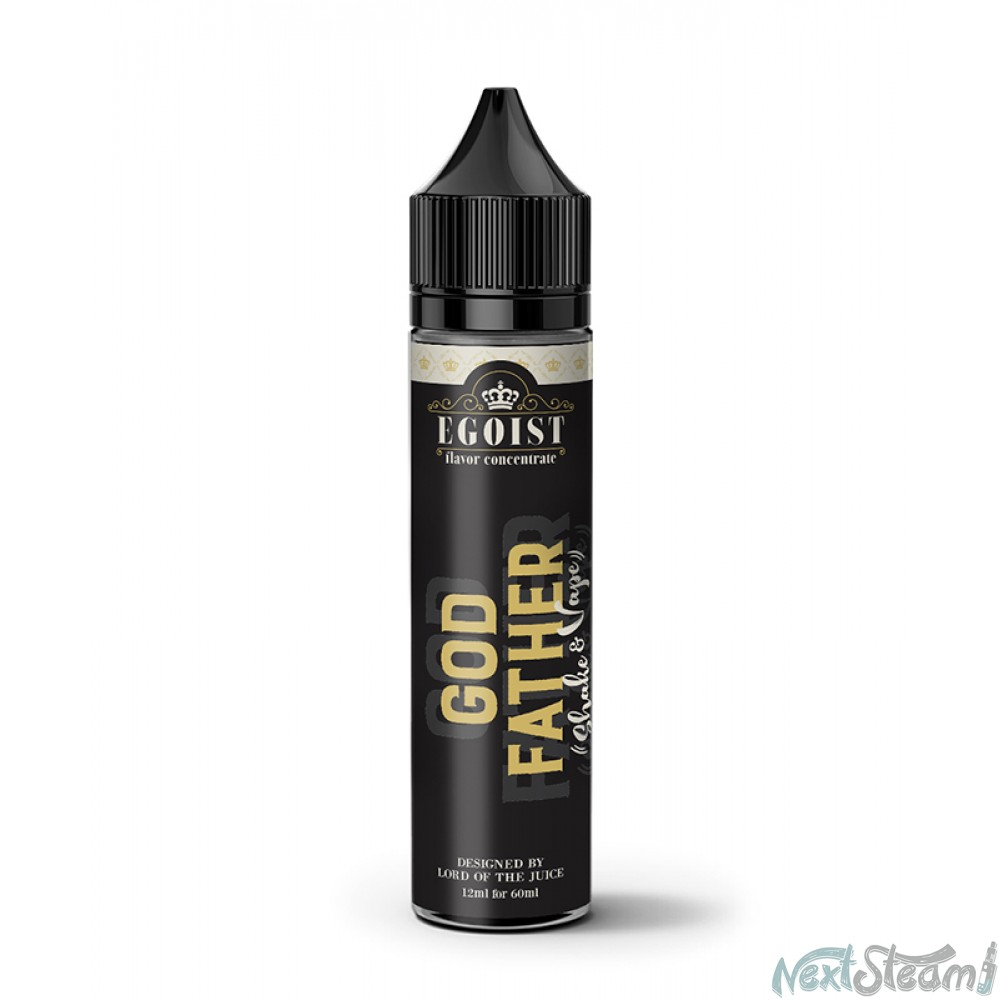 egoist flavor - god father 12/60 ml