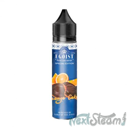 egoist flavor - orange cake 12/60 ml