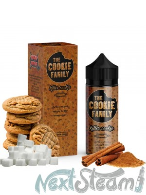 mad juice cookie family - killer cookie 30/120ml