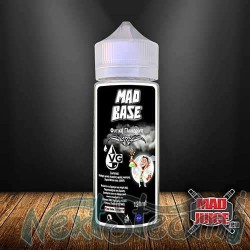 mad juice - mad base 100% vg 120 ml 0mg