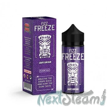 fizz freeze - grape gum rain 30/120ml