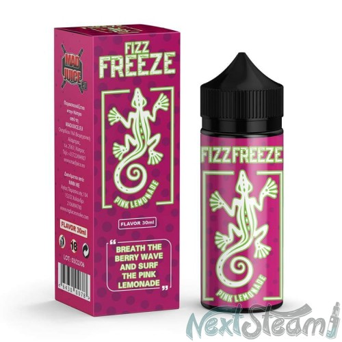 fizz freeze - pink lemonade 30/120ml