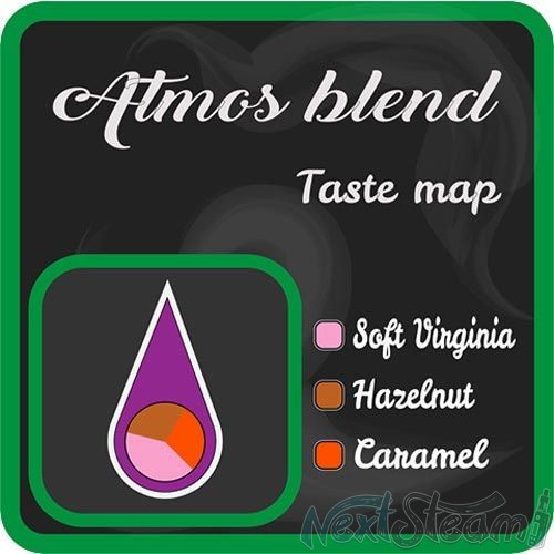 mad juice - atmos blend 20/100ml