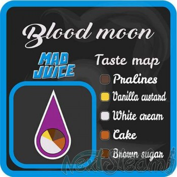 mad shake - blood moon 15/100ml