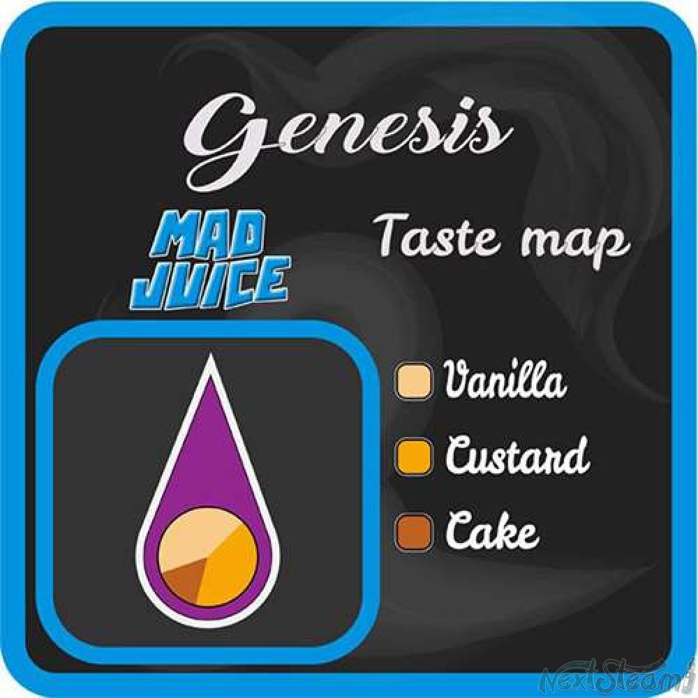 mad shake - genesis 15/100ml