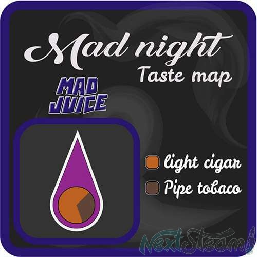 mad shake - mad night 15/100ml