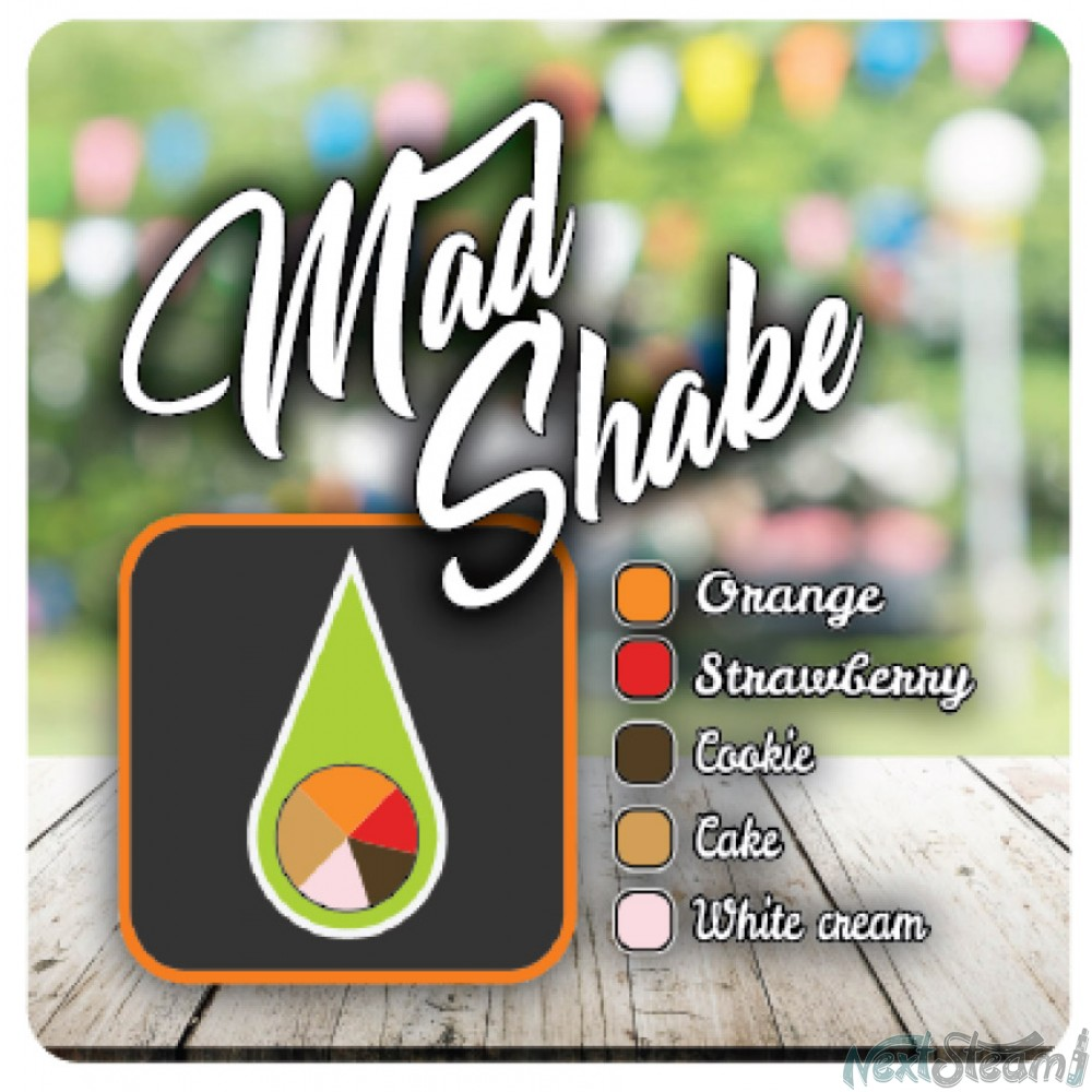 mad shake - fantacy 15/100ml