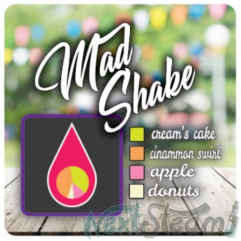 mad shake - mammy's muffins 15/100ml