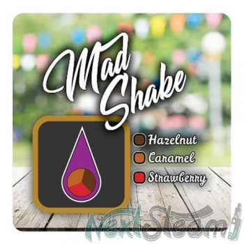 mad shake - strawffee 15/100ml