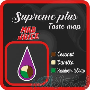 mad shake - supreme plus 20/100ml