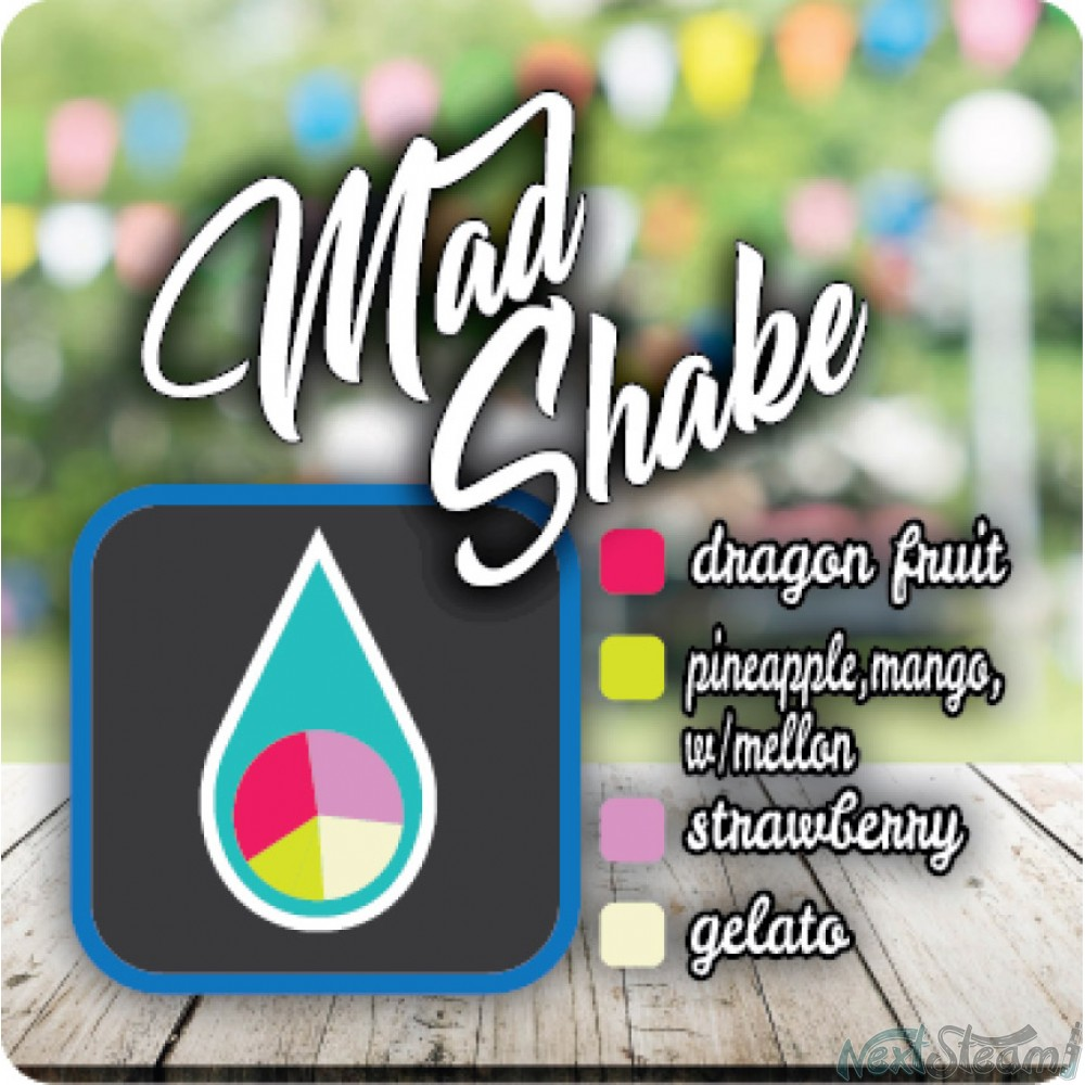 mad shake - carpe diem 15/100ml
