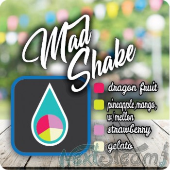 mad shake - carpe diem 15/100ml