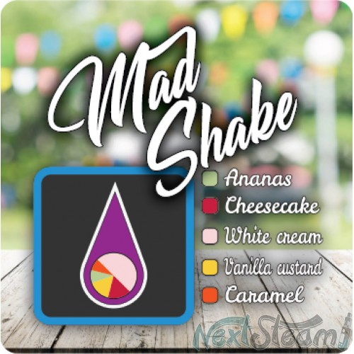 mad shake - mad day 15/100ml