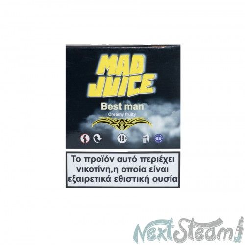 mad juice best man 3 x 10 ml