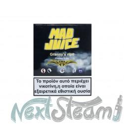 mad juice grannys ripe 3 x 10 ml