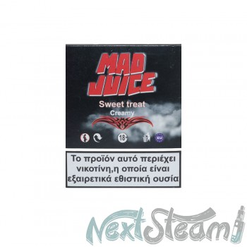 mad juice sweet treat 3 x 10 ml