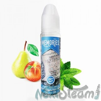 memories - cool fruit 20/60ml