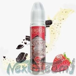 memories - strawberry cream 20/60ml