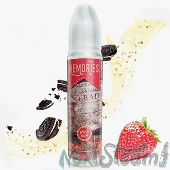 memories - strawberry cream 20/60ml