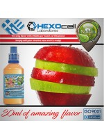 mix shake vape - natura 30/60 ml double apple
